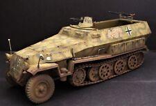 Pro-Built 1/35 German Hanomag Half Track Nouveau.