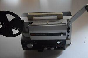 S8 + Single8 Tonfilmprojektor Eumig Mark S807 + Vario 1,6/17-30mm