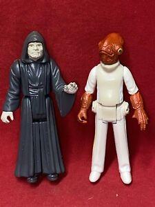 Vintage Star Wars Lot of Figures