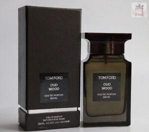 Tom Ford Oud Wood 3.4 fl oz / 100 ml Unisex Eau de Parfum EDP U.S.A.