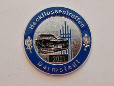 MBIG Plakette Mercedes Heckflossentreffen Darmstadt 2001 W121 W180 W110 W111