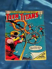 TEEN TITANS # 4, Aug. 1966, SPEEDY APPEARANCE! Very Good Condition