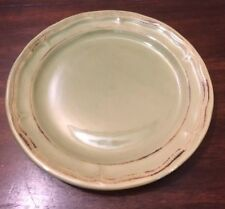Todd English GOURMET TUSCAN OLIVE GREEN Salad Plate 8.5""