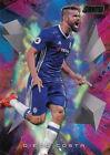 2016 Topps Stadium Club Premier League Golazo Black Foil Diego Costa #2 Chelsea