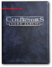 ULTRA PRO Portfolio 9 tasche 10 pagine Collectors card album Blue 0/12