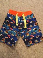 Baby Boys Boots Mini Club 9-12 Months Fish Swim Shorts
