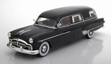 BoS 1952 Packard Henney Hearse Black 1:18 LE 504pcs *NEW ITEM!