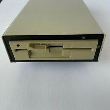 "Zenith 360 KB 5.25"" External FDD Floppy Disk Drive ZA-180-54 *POWER TESTED ONLY*"