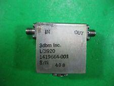 3DBM Inc. -- LC1920 -- Used