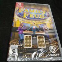 Family Feud - Nintendo Switch Brand New Sealed