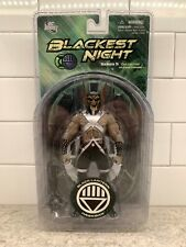 BLACKEST NIGHT BLACK LANTERN HAWKMAN SERIES 5 ACTION FIGURE NEW SEALED DC DIRECT