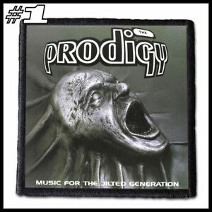 THE PRODIGY --- Patch / Aufnäher --- Various Designs