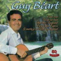 Guy BEART / Guy Géart - 50 Succès -2 CDs  / (2 CD) / Neuf