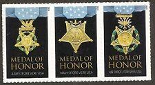 US 4988a Medal of Honor Vietnam War forever block set MNH 2015