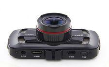 "New listing Dab205 3.0"" Lcd Ambarella A12 Car Dash Camera Dvr 1440P Hdr Gps Speed Limit New"