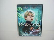 The Pagemaster DVD Movie