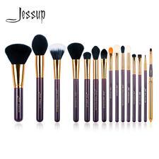Jessup Cosmetic Brushes Set 15PcsFace Power Foundation Eyeshadow Makeup Kit
