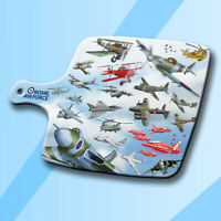 Chopping Board,  Aircraft New and Old, Fun for the family. Coasters available
