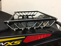 "Ski-Doo 120"" LinQ Snowmobile Rack Luggage Cargo System, Tunnel Bag, Tunnel Rack"