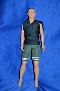 """Band Group  S Club 7""""Paul"""" Doll By Hasbro. Indonesia"""