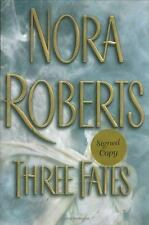 Three Fates by Nora Roberts (2002, Hardcover)