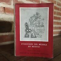 Abelardo Carrillo Y Gariel Evolucion Del Mueble En Mexico 1957