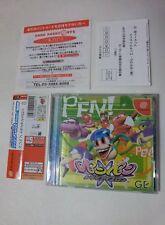 PEN PEN TRICELON B JAP JAPANESE JP SEGA JAPAN DC DREAMCAST VIDEOGAMES GAMES