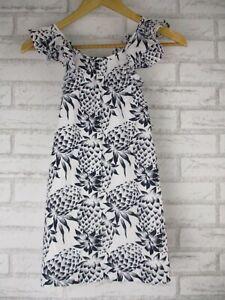 Crew Cuts by J CSz 6 Girls Dress Black, white floral print