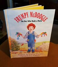 Frumpy McDoogle: The Boy Who Made a Poem by Frever Fields (1992, Signed,1st Ed)