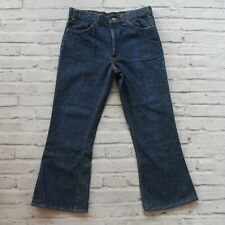 Vintage Levis 646 Orange Tag Denim Jeans Size 32 Tab