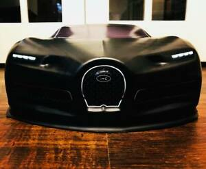Fits Bugatti Unbreakable Body for Arrma Limitless Felony Infraction Traxxas XO-1