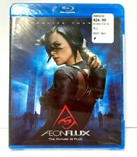 Aeon Flux, Blu Ray Disc, New & Sealed