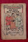 Aux Frais de la Police - Les Cinq sous de Lavaréde n° 5 - Paul d'Ivoi