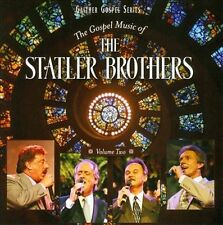 Gospel Music of the Statler Brothers, Vol. 2 by The Statler Brothers (CD)