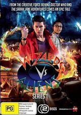 Wizards Vs Aliens : Season 1 (DVD, 2013, 2-Disc Set)