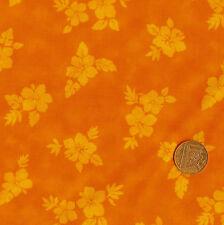 Una D Nathan-Floral Brights 715-44 Multicolor En Marfil 100/% Algodón cuarto gordo