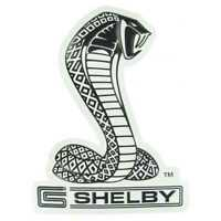 Shelby Cobra Snake Metal Sign Mustang Shelby Shop, Garage, Man cave Decor