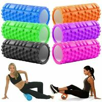 Physico Foam muscle Roller Trigger point deep tissue massage tool yoga massager