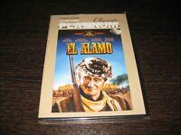 Il Alamo DVD John Wayne Richard Widmark Laurence Harvey Sigillata Nuovo