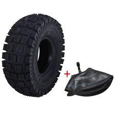 3.00-4 Knobby Gas Scooter ATV Go Kart Tire + tube fits 4 inch Wheel Rim 300x4