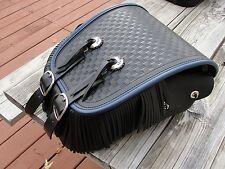 Heritage Springer FLSTS Solo Bag Blue