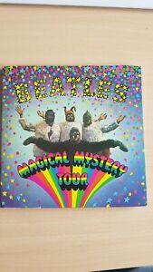 BEATLES / MAGICAL MYSTERY TOUR  2 X Vinyl mit Booklet 1967 - SMMT-1 ENGLAND