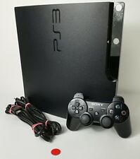 Sony PlayStation 3 slim 250gb | 250 gb | ps3 | consola | negros | usado