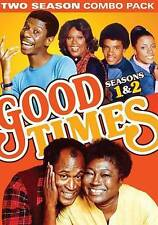 Good Times: First Second Seasons 1 & 2 One Two (DVD, 2014, 3-Disc Set) - NEW!!