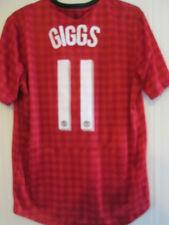 Manchester United Giggs 2012-2013 Home Football Shirt XL /35411