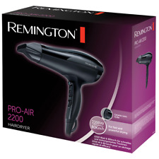 PHON REMINGTON PRO AIR 2200 WATT ASCIUGACAPELLI GRIGLIA IONICA IN CERAMICA D5210