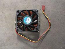 Megatouch Force EVO Heatsink- Fan CPU Assembly Copper Low Profile Elite Edge ION