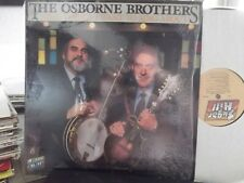 OSBOURNE BROTHERS THINGS I WANT TO SING ABOUT  IN SHRINK ON SUGAR HILL RECORDS