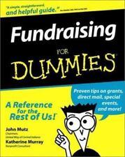 Fundraising for Dummies by Katherine Nelson, John Mutz and Katherine Murray