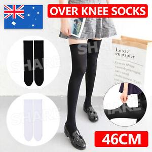 Thigh High Over Knee High Socks Girls Women Long Stockings New Fashion